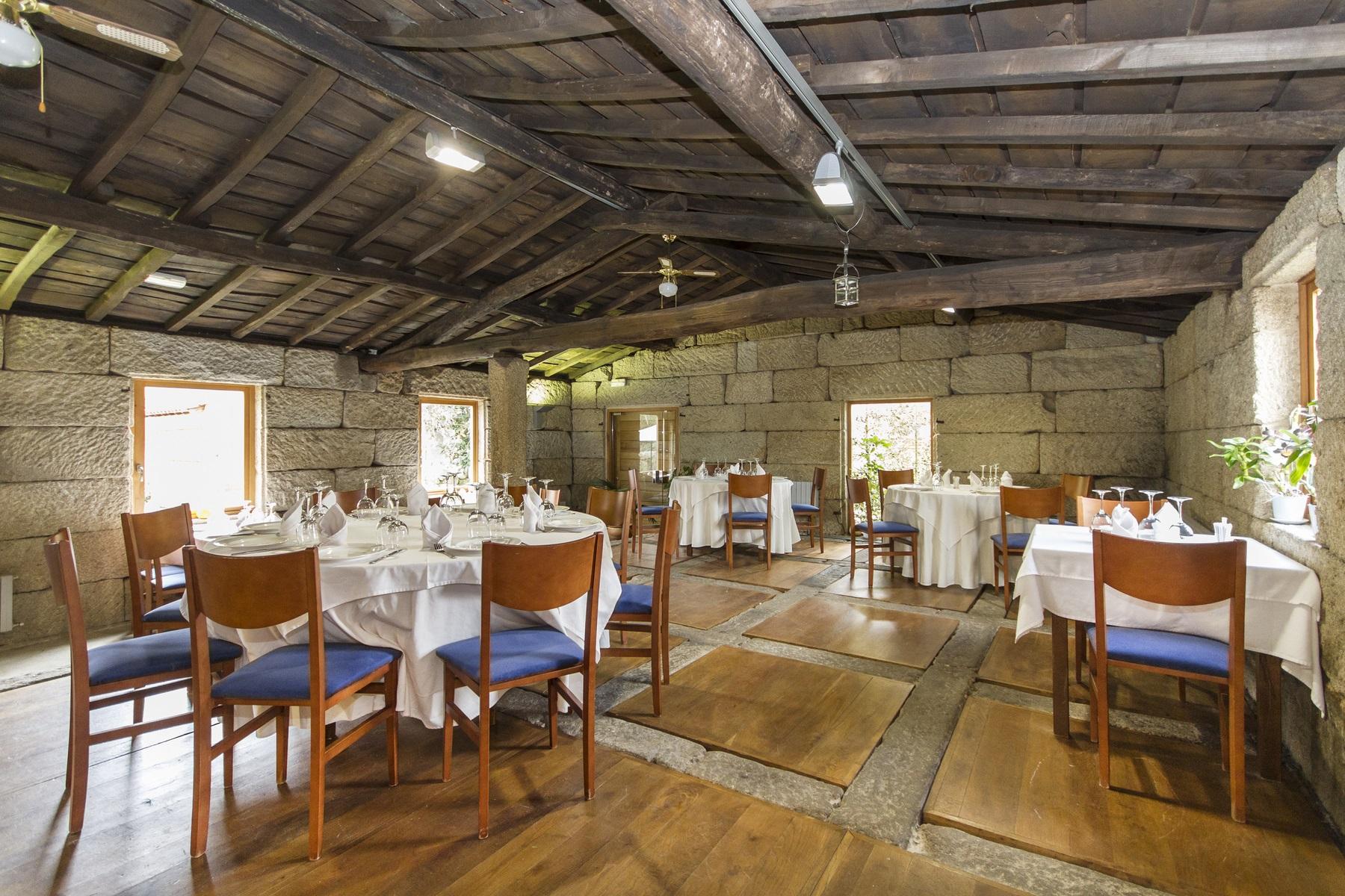 El restaurante casa rural vilaboa - Casa rurales en galicia ...