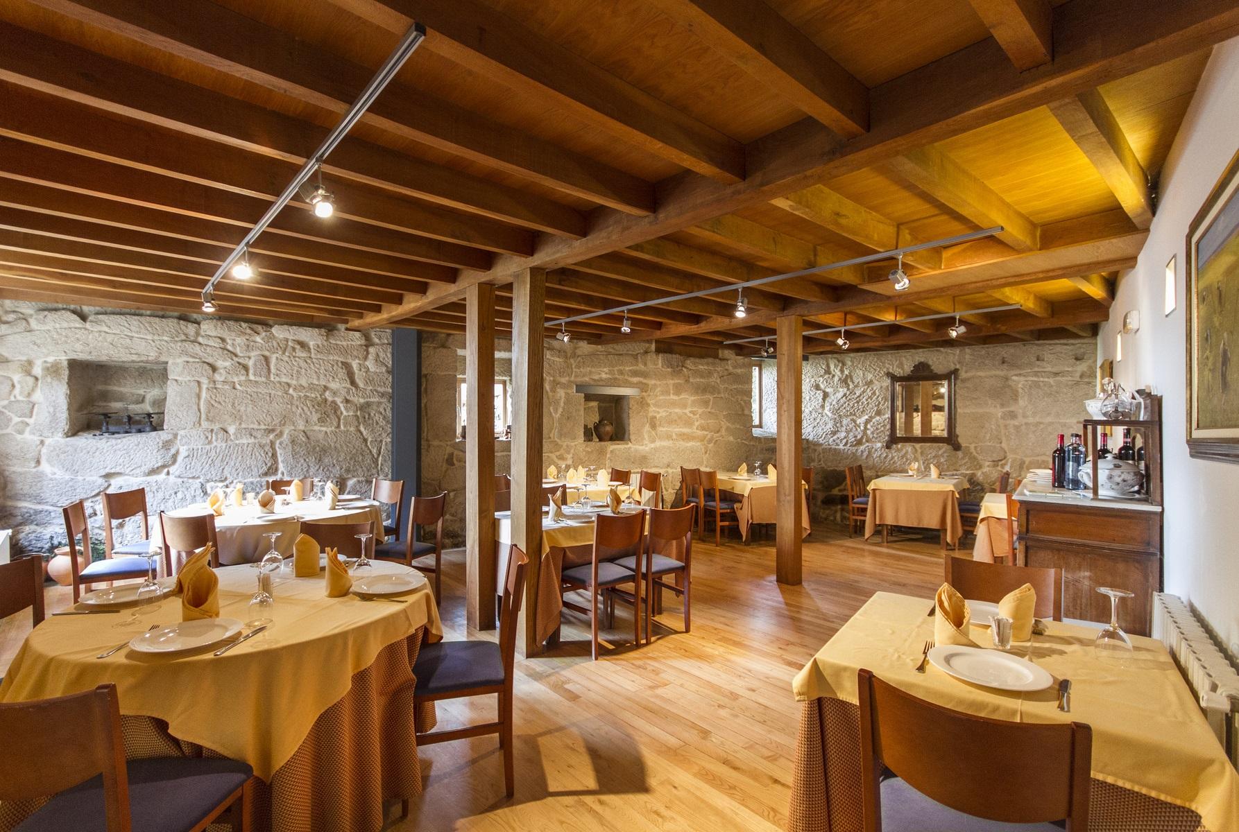 El restaurante casa rural vilaboa - Casas turismo rural galicia ...